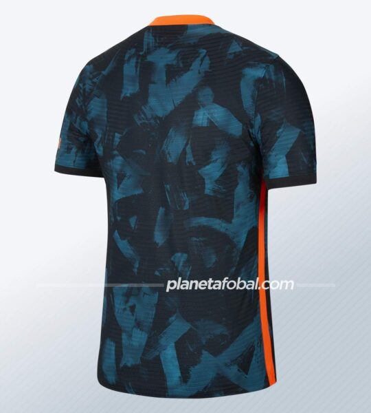 Tercera camiseta Nike del Chelsea 2021/2022