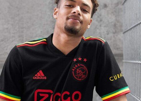 Tercera camiseta adidas del Ajax 2021/2022