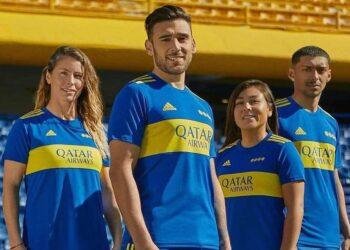Camiseta adidas de Boca 2021/2022