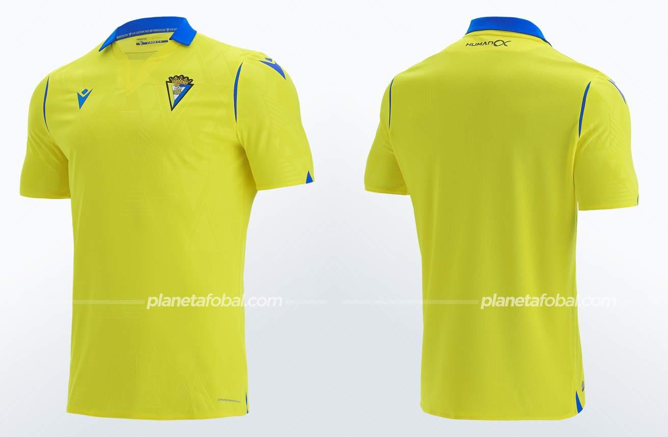 Camiseta Macron del Cádiz CF 2021/22