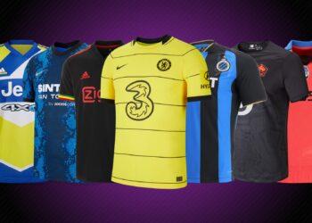 Camisetas de la UEFA Champions League 2021/2022