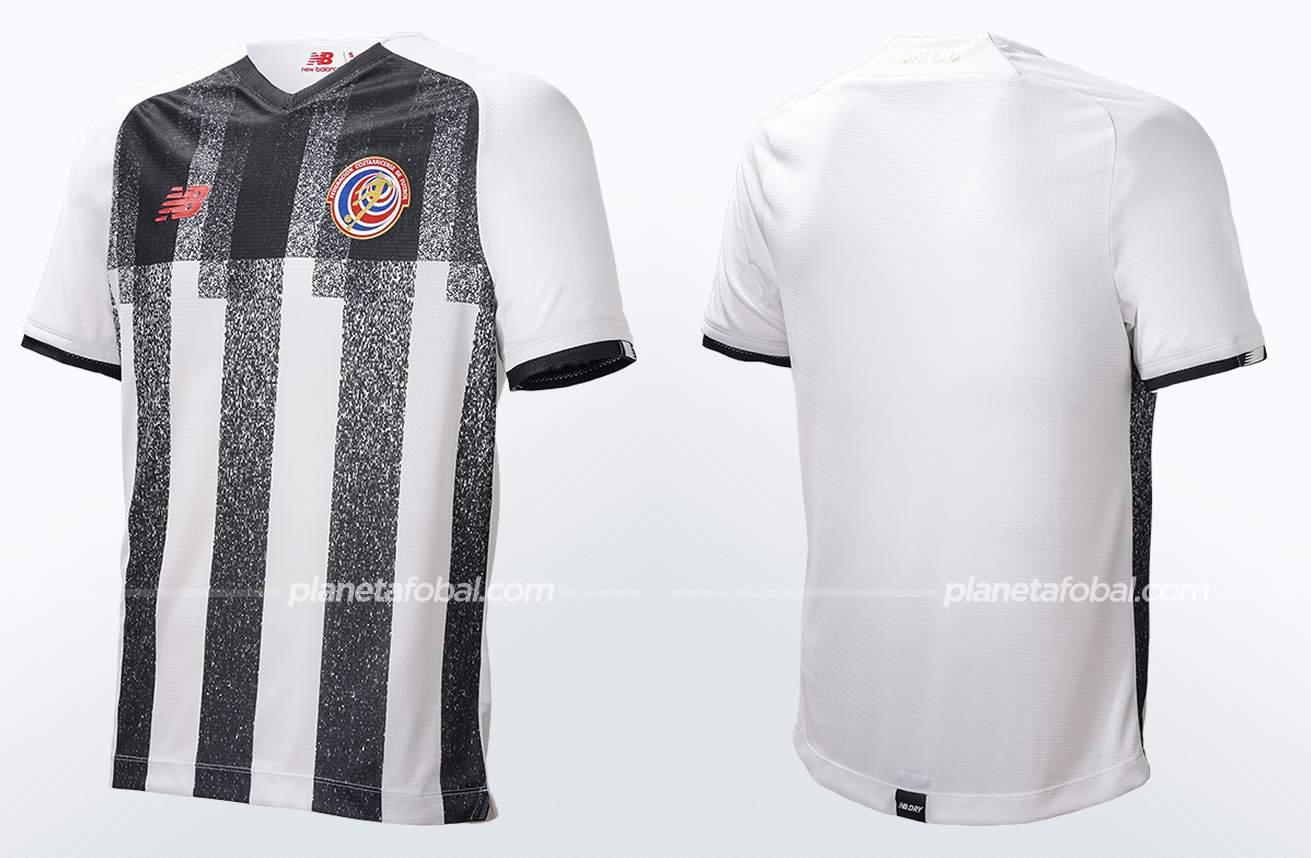 Camiseta visitante New Balance de Costa Rica 2021/2022
