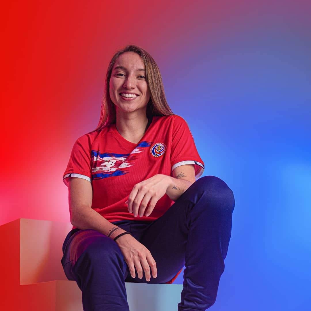 Camisetas New Balance de Costa Rica 2021/2022