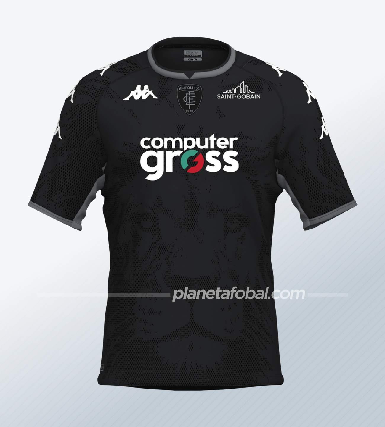 Camisetas Kappa del Empoli 2021/22