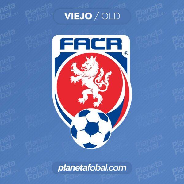 Viejo logo de la Asociación de Fútbol de la República Checa (FAČR)