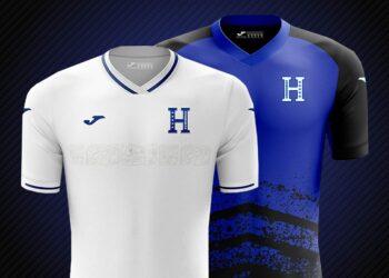 Camisetas Joma de Honduras 2021/2022