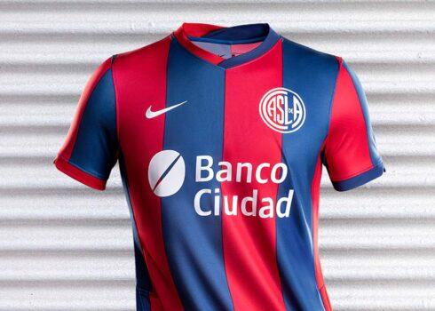 Camisetas Nike de San Lorenzo 2021/22