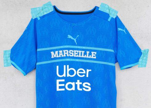 Tercera camiseta Puma del Olympique de Marsella 2021/2022