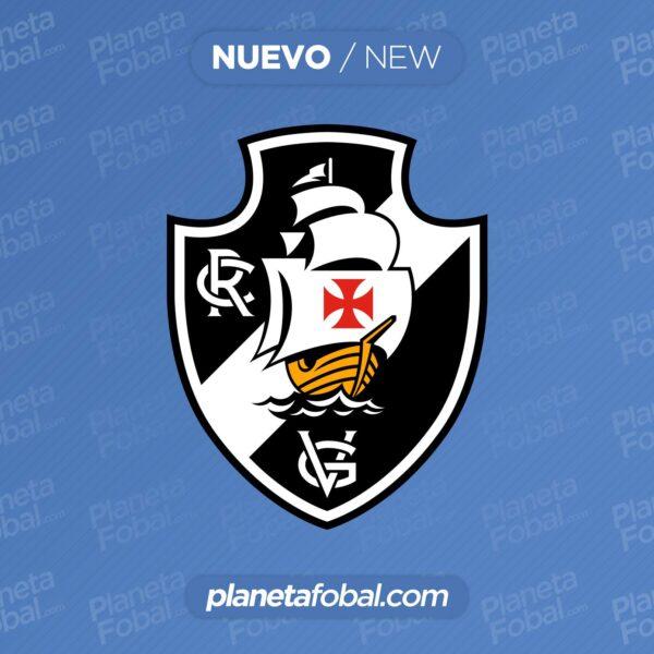 Nuevo escudo del Vasco Da Gama