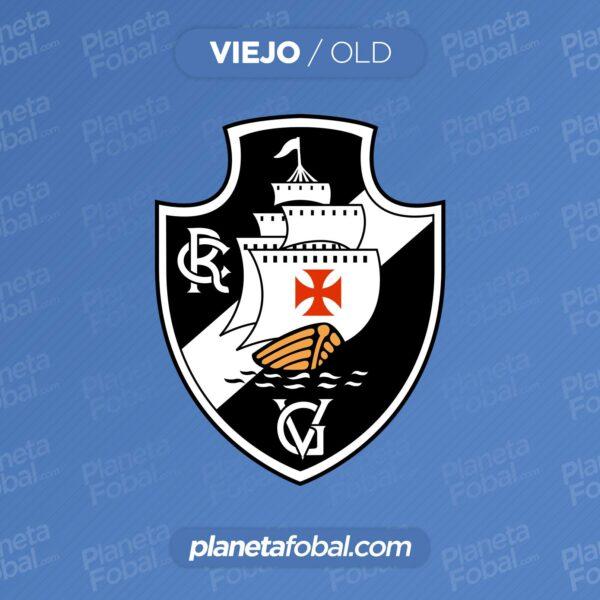 Escudo anterior del Vasco Da Gama