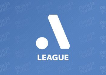 La A-League de Australia presenta su nuevo logo
