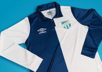 Camiseta conmemorativa Umbro de Atlético Tucumán 2021
