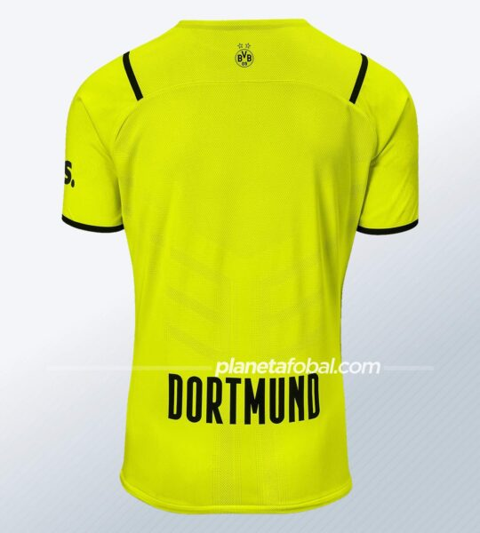 """""""Cup Trikot"""" PUMA 2021/2022 del Borussia Dortmund"""