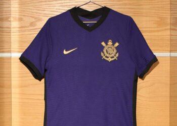 Tercera camiseta Nike del Corinthians 2021/2022