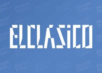"""LaLiga presenta el logo oficial de """"ElClásico"""""""