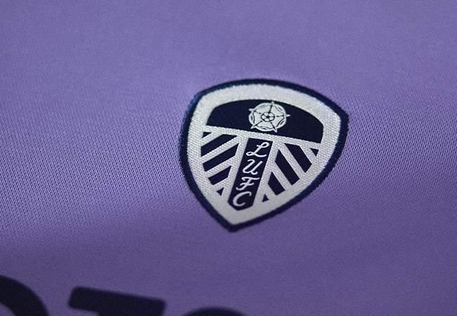 Tercera camiseta adidas del Leeds United 2021/2022