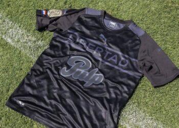 Tercera camiseta Puma de Libertad 2021/22