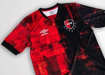 Tercera camiseta Umbro de Newell's 2021/22
