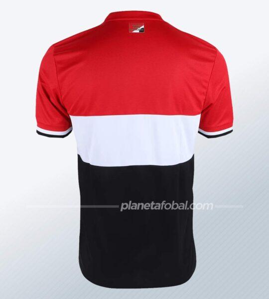 Tercera camiseta adidas del São Paulo FC 2021/22