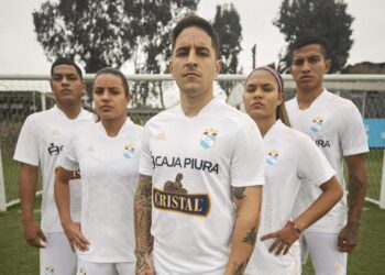 Tercera camiseta adidas del Sporting Cristal 2021/22