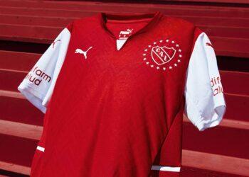 Camiseta Puma de Independiente 2021/2022