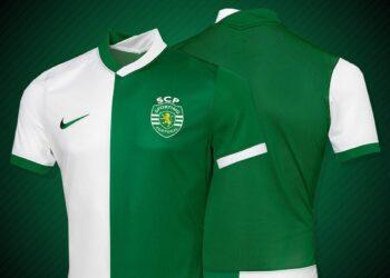 """Camiseta Nike del Sporting CP """"Stromp"""" 2021/22"""