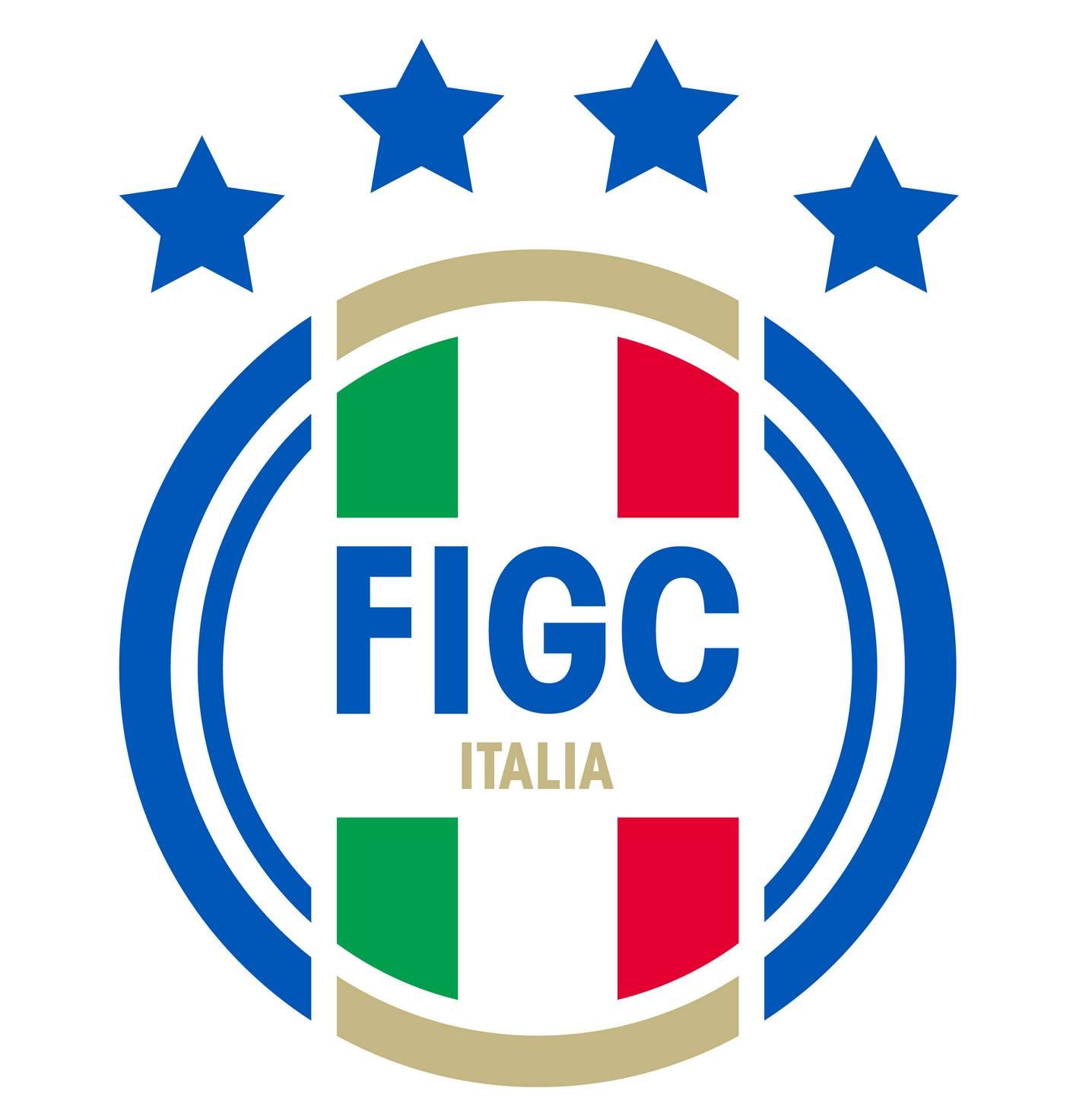 La FIGC de Italia presenta su nuevo logo institucional
