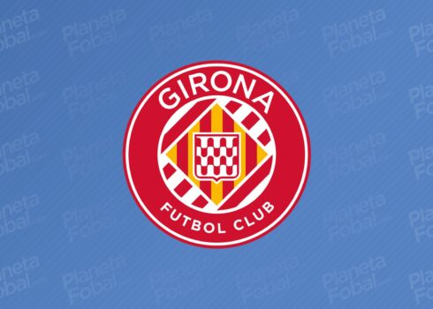 Girona FC presenta su nuevo escudo oficial