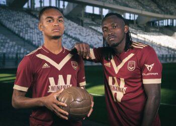 "Camiseta adidas del Bordeaux ""140 Aniversario"""