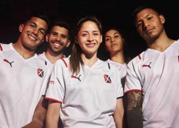 Camiseta suplente Puma de Independiente 2021/2022
