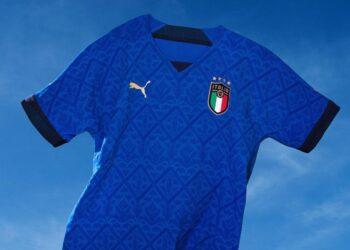 """Camiseta Puma de Italia 2021 """"UltraWeave"""""""