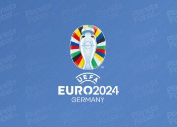 UEFA devela el logo de la Eurocopa 2024