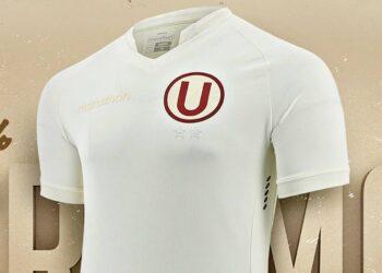 """Camiseta Marathon de Universitario """"Primer Bicampeonato Crema"""""""